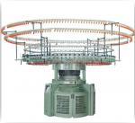 5.5KW Auto Striper Circular Knitting Machine , 2.5T Single Jersey Knitting Machine Manufactures