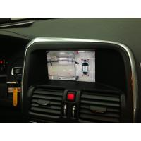 360 bird view parking system, specific model VL-QJ002 for Volvo S60, panoramic images, get rid of blind spots Manufactures