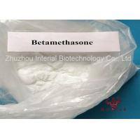 Buy cheap Anti-Inflammatory Glucocorticoid Betamethasone Powder Pharmaceutical Raw Material CAS: 378-44-9 from wholesalers