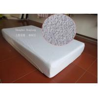 Quality Organic Hospital Grade Waterproof Mattress Covers Fire Resistant for sale