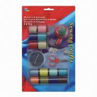 Sewing Kit with Tomato Pin Cushion Manufactures