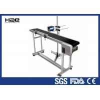 Smallest Economic Thermal Inkjet Coder HP Technology For Cable Marking Manufactures
