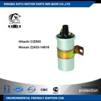 Hitachi CIZ500 Nissan 22433-14816 Motorcycle Ignition Coil Warranty Offered Manufactures