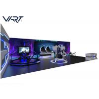China High Income 9D VR CS Multiplayer Interactive Shooting Games Machine Virtual Reality Theme Park on sale
