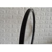 Quality 27.5 Inch Carbon MTB Rims Light Weight 33mm Width Offset Asymmetry Rim Design for sale