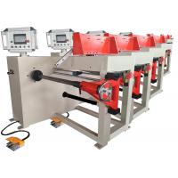 China Servo Motor Driving PLC Automatic Coil Winding Machine For Oil Transformer on sale