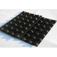 China Dimpled drain sheets --HDPE dimple membrane on sale