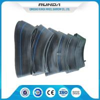 550% Tensile Motorcycle Tyre Inner Tubes 4.00-8 Excellent Air Tightness TR13 Manufactures