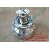 China Aluminium Alloy Electric Motor Milk Mixer Machine With Stainless Steel Cover on sale