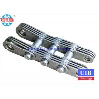 DIN ISO Precision Low Friction Duplex Roller Chain Rust Prevention High Temperature Manufactures