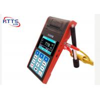 Digital Portable Hardness Tester No Material Limitation With Built - In Printer