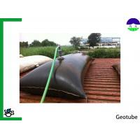 PP PE Geotextile Tubes Biplate Mattress For dam|Slope / Waterproof Erosion , ISO9001 Manufactures