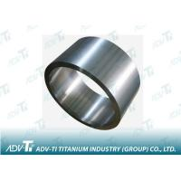 ASTM B381 GR5 GR7 Metal Forgings Ring Customer Requirements / Drawings Manufactures