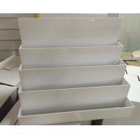 Promotional White Acrylic Display Stands For Book And Paper Holder Manufactures