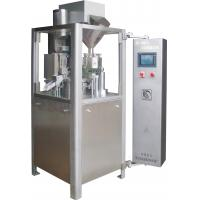 Fully Automatic Hard Capsule Filling Equipment For Powder / Granular / Pellet Manufactures