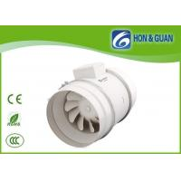 China Industrial  8  Inline Duct Fan installation exhaust CE CCC SAA on sale
