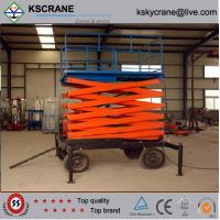 High Performance Vertical Hydraulic Cargo Lift Table Manufactures