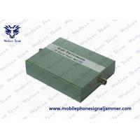 GSM / DCS Dual Band Portable Cell Phone Signal Booster 900MHz / 1800MHz Manufactures