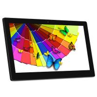 High Definition Multi Point Cordless Digital Photo Frame With Pre 2.0Mp Camera Manufactures