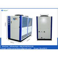 Hot Sale 20hp 30hp Air Cooled Water Chiller for Plastic Extrusion Line Manufactures