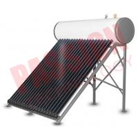 Closed Circulation Integrative Pressurized Heat Pipe Solar Water Heater For Home Manufactures