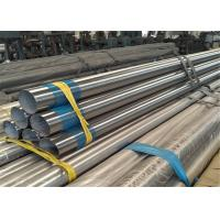 Cold Rolled Welded Stainless Steel Round Pipe A312 201 202 316 321 Grade Manufactures