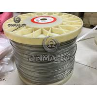 Heater Core Nichrome Alloys Wire 19 Strands Cr20Ni80 NiCr Heating Wire 0.523mm Manufactures