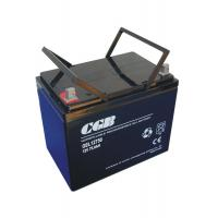 Recycle Maintenance Free Solar System Battery GEL Tech Batteries 25.85 KG Manufactures