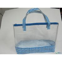 China Durable Biodegradable Plastic Bags , transparent PP Side Gusset Bag on sale