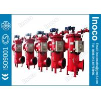 China Self Cleaning Water Filter Industrial on sale