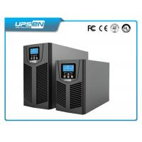 High Frequency Solar Online UPS Power System with IGBT Tech and Large LCD Display Manufactures