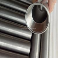 Buy cheap titanium tubing for bicycle manufacturing 44mm*0.9mm*500mm 4pcs wholesale price from wholesalers
