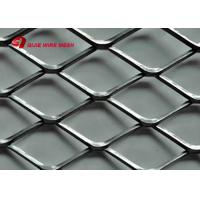 China Expanded Metal Wire Mesh Screen / Expanded Steel Mesh For Hood Filter on sale