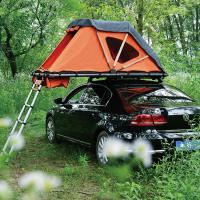 Buy cheap Suv Roof Tent 2 Layers PU coating, waterproof 3000mm fabric Tents from wholesalers