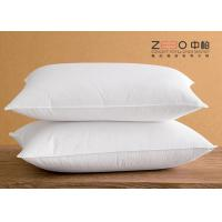 White cotton hotel comfort pillows super soft microfiber for Hotel pillows for sale philippines