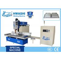 CNC Stainless Steel Automatic Welding Machine for Kitchen Sink with Double Bowls Manufactures