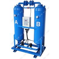 China Heatless Type Desiccant Compressed Air Dryer 25 m3 / Min Low Dew Point 2~10℃ on sale