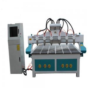 CA-1825 Multi-head CNC carving machine/CNC cutting router/ CNC crafts router Manufactures