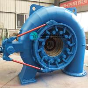 China Low Speed Francis Hydro Turbine Generator Of Hpp Microcomputer Control on sale