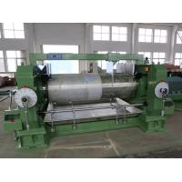 China Open Two Roll Mill Machine , Plastic And Rubber Mixing Machines on sale