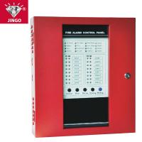 Conventional fire alarm 24V 2 wire systems controll panel 16 zones Manufactures