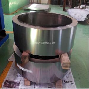 China 10kgs Titanium alloy metal Ti Gr5 Grade 5 Thin Plate Sheet titanium Foil strip 0.05 x100 on sale