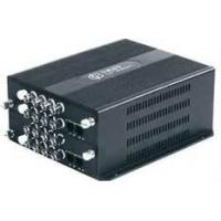 16 Channel Video Audio Data Fiber Optic Transmitter and Receiver for electric power custom system Manufactures