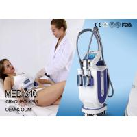 Non Invasive Coolsculpting Cryolipolysis Machine Weight Reduction Equipment Manufactures
