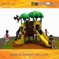 Quality Eco Friendly Kids Home Playground Equipment Easily Assembled for sale
