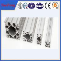 Hot! aluminium profile according to drawings manufacturer in china Manufactures