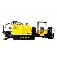 No Dig S280 28Ton Horizontal Rock Drilling Machine With Mini Machine Body Manufactures