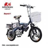 China Beyond:Electric Bicycle 350w Motor;48v 20ah Battery on sale