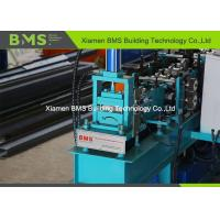 Rolling Shutter Strip Automatic Roll Forming Machine Forming Speed 0-18m / Min Shaft 40Cr Manufactures