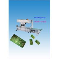 PCB Depanelizer With Safe Sensor For PCB Board Assembly PCB Depaneling Manufactures